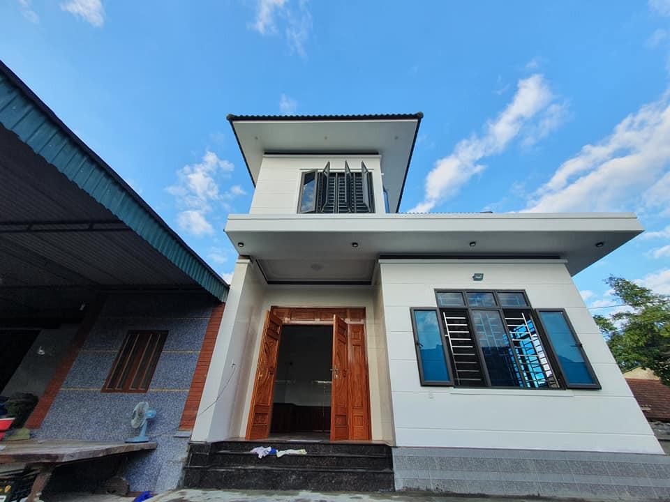 Thiết kế biệt thự mini của gia đình anh Đức tại Đức Thọ Hà Tĩnh